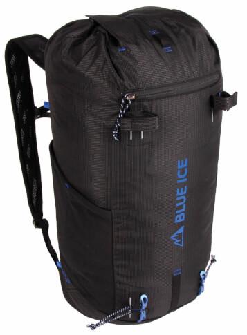 Plecak skiturowy Dragonfly 18L black Blue Ice