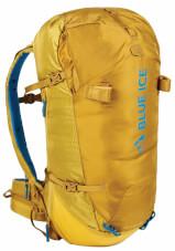 Plecak skiturowy Kume Pack 30L super lemon Blue Ice