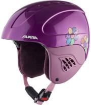 Dziecięcy kask narciarski Carat happy flowers 54-58 Alpina