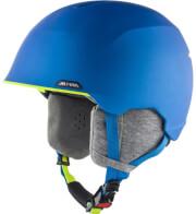 Kask zimowy freeride Albona blue neon-yellow mat 53-57 Alpina