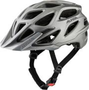Trwały kask rowerowy Mythos 3.0L.E. dark silver matt Alpina
