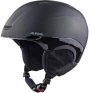 Kask narciarski Parsena black matt Alpina