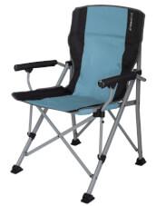 Krzesło turystyczne Bolzano blue/black EuroTrail