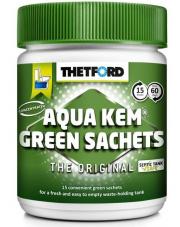 Saszetki do toalety turystycznej Aqua Kem Green Sachets Thetford