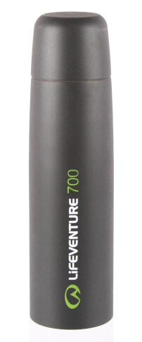 Termos turystyczny TiV Vacuum Flask 700 ml Lifeventure szary