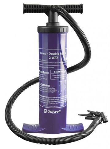 Pompka nożna Double Action Pump Outwell