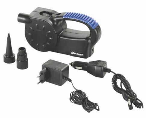 Pompka elektryczna 12V 230V Outwell – TORNADO PUMP LED