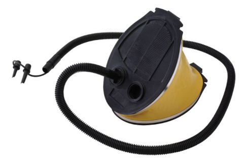 Pompka nożna Easy Camp – BELLOWS FOOT PUMP 3 L