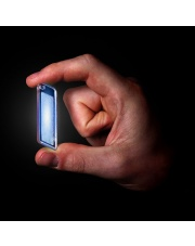 Znacznik Lifesystems niebieski – GLOW MARKER BRELOK