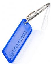 Znacznik fluorescencyjny Glow Marker Lifesystems niebieski brelok