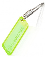 Znacznik fluorescencyjny Glow Marker Lifesystems zielony brelok