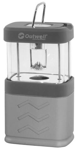 Lampa kempingowa Morion Lantern Outwell silver