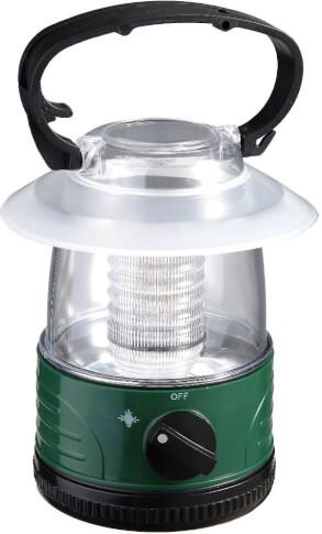 Lampa kempingowa na baterie Brunner SOMBRERO LED