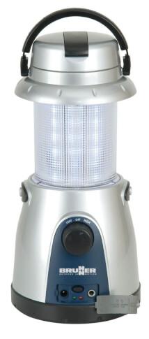 Lampa biwakowa Brunner EcoDyno CAMPLAMP