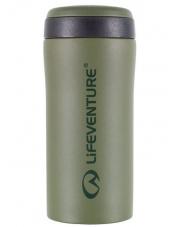 Kubek termiczny Thermal Mug Matt Khaki 300 ml Lifeventure khaki mat