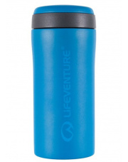 Kubek termiczny Thermal Mug Matt Blue 300 ml Lifeventure niebieski mat