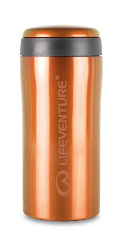 Kubek termiczny 300 ml Lifeventure Thermal Mug pomarańczowy