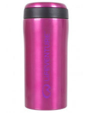 Kubek termiczny Thermal Mug Pink 300 ml Lifeventure różowy