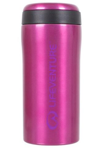 Kubek termiczny 300 ml Lifeventure Thermal Mug różowy