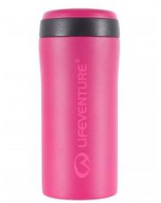 Kubek termiczny Thermal Mug Matt Pink 300 ml Lifeventure różowy mat