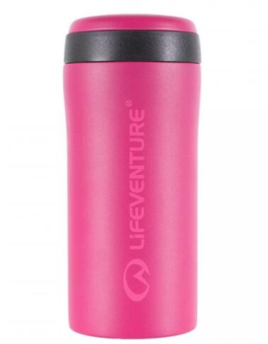 Kubek termiczny 300 ml Lifeventure Thermal Mug różowy mat