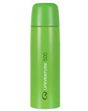 Turystyczny Termos TiV Vacuum Flasks 500ml zielony Lifeventure