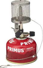 Turystyczna lampa gazowa Primus – MICRON LANTERN STEEL MESH