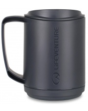 Kubek termiczny Ellipse Insulated Mug 350 ml szary Lifeventure