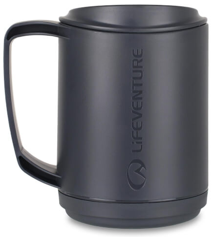 Kubek termiczny Ellipse Insulated Mug 350 ml szary Lifeventure