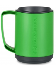 Kubek termiczny 350 ml Lifeventure Insulated Ellipse Mug zielony