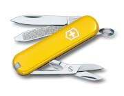 Scyzoryk Victorinox – CLASSIC SD – żółty Celidor