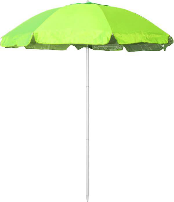 parasol przeciwsłoneczny plażowy Brunner zielony