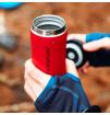 Kubek termiczny Thermal Mug Red 300 ml  Lifeventure czerwony