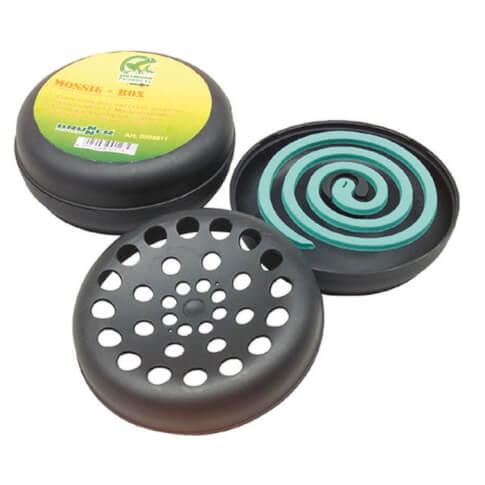 Pojemnik na spiralki przeciw owadom Brunner MOSSY BOX