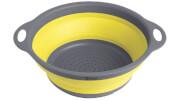 Durszlak silikonowy składany Outwell Collaps Colander żółty