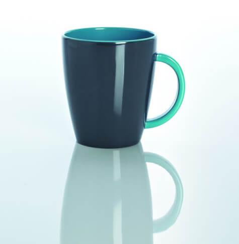 Nietłukący kubek na biwak 0,35l Gimex – Blue