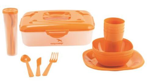 Zestaw piknikowy Easy Camp Picnic box 4 person