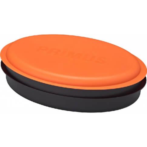 Zestaw naczyń turystycznych Primus Meal Set Orange