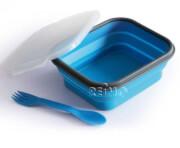Pojemnik składany obiadowy z sztućcami Reimo Lunchbox