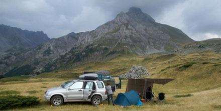 Turystyka samochodowa - początek przygody z turystyką offroadową cz. I