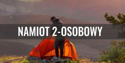 Jaki namiot 2-osobowy wybrać? Poradnik