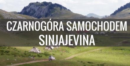 Czarnogóra samochodem - co zobaczyć na Bałkanach - Sinjajevina