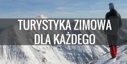Turystyka zimowa dla każdego - góry zimą na rakietach śnieżnych