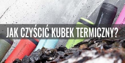 Jak czyścić kubek termiczny?