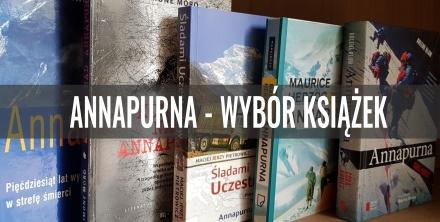 Polecane książki o Annapurnie