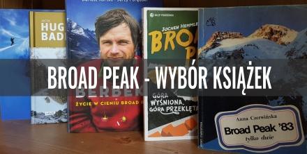 Polecane książki o Broad Peak