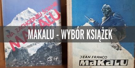 Polecane książki o Makalu