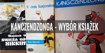 Polecane książki o Kanczendzondze