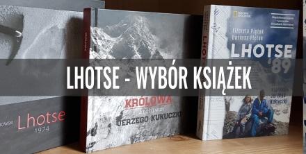 Polecane książki o Lhotse