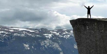Majówka w Norwegii